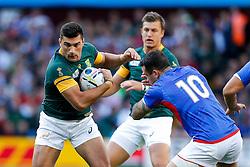 - Mandatory byline: Rogan Thomson/JMP - 07966 386802 - 26/09/2015 - RUGBY UNION - Villa Park - Birmingham, England - South Africa v Samoa - Rugby World Cup 2015 Pool B.