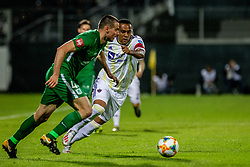 Stiglec Dino of NK Olimpija Ljubljana  during a football game between NK Olimpija Ljubljana and NK Maribor in Final Round (18/19)  of Pokal Slovenije 2018/19, on 30th of May, 2014 in Arena Z'dezele, Ljubljana, Slovenia. Photo by Matic Ritonja / Sportida