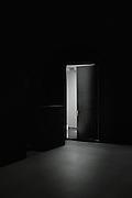 Théâtre NUITHONIE 10 ans déjà, Nuithonie, artist's entrance, entrée de scène, Bühneneingang, Loge, les loges. © Romano P. Riedo | fotopunkt.ch