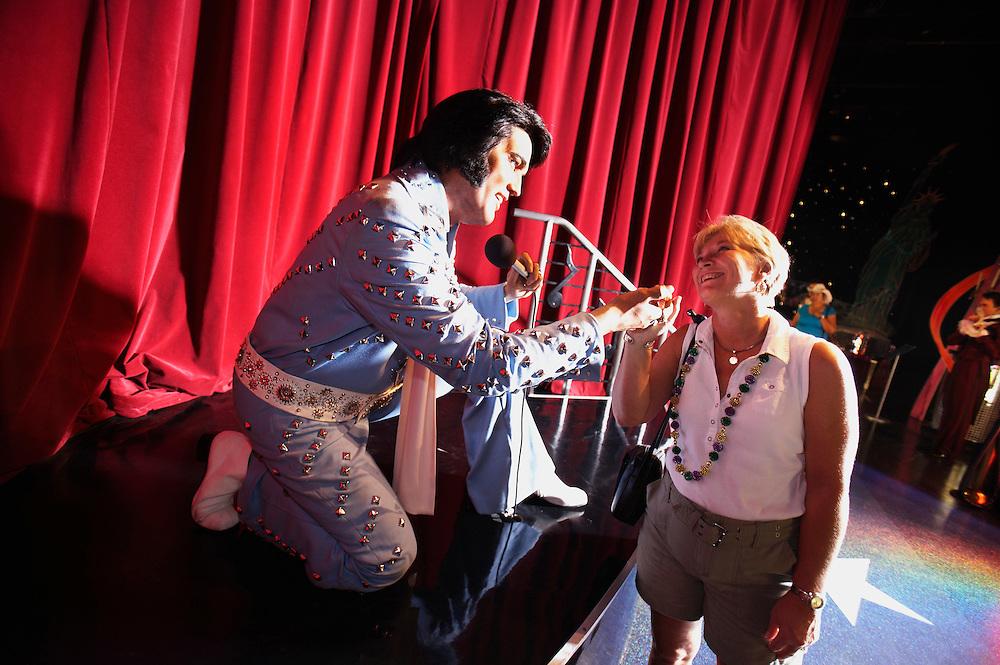 Madame Tussaud's Wax Museum.Las Vegas, Museum