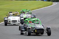 #87 Joe Draper Caterham Tracksport during the Avon Tyres Caterham Tracksport Championship at Oulton Park, Little Budworth, Cheshire, United Kingdom. August 13 2016. World Copyright Peter Taylor/PSP.