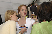 Gillian Anderson. Serpentine Summer Gala. 28 June 2001. © Copyright Photograph by Dafydd Jones 66 Stockwell Park Rd. London SW9 0DA Tel 020 7733 0108 www.dafjones.com