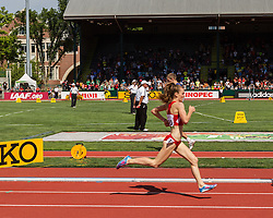 women's 1500 meters, Elise Cranny, USA