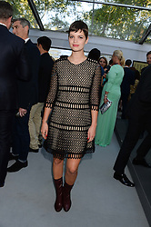PIXIE GELDOF at the Glamour Women of the Year Awards in association with Pandora held in Berkeley Square Gardens, London on 4th June 2013.