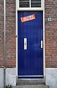 Nederland, Nijmegen, 29-3-2012Huis is vanwege de malaise op de woningmarkt al ruim een jaar te koop.Foto: Flip Franssen/Hollandse Hoogte