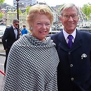 NLD/Amsterdam/20110731 - Premiere circus Hurricane met Hans Klok, Geert Eijsbouts en ...........