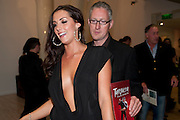 LEMBIT OPIK; KATIE GREEN, The UK premiere of Tanguera, SadlerÕs Wells. ANGEL. LONDON. 4 AUGUST 2010. -DO NOT ARCHIVE-© Copyright Photograph by Dafydd Jones. 248 Clapham Rd. London SW9 0PZ. Tel 0207 820 0771. www.dafjones.com.<br />