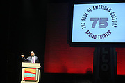 Dick Parsons at the Apollo Theater 75th Birthday Celebration Press Conference announcing its special anniversary programming across Harlem, New York, and the Nation.