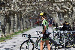 Kristabel Doebel-Hickok (Cylance Pro Cycling) - Emakumeen Bira 2016 Stage 2 - A 109 km road stage from Extarri Arantz to Urkiola, Spain on 15th April 2016.