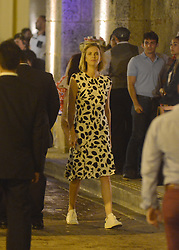 EXCLUSIVE: Actress Charlize Theron is seen during the filming of the movie 'Flarsky' in the city of Cartagena on January 26, 2018 in Cartagena de Indias, Colombia. 26 Jan 2018 Pictured: Charlize Theron. Photo credit: ElHeraldo / MEGA TheMegaAgency.com +1 888 505 6342