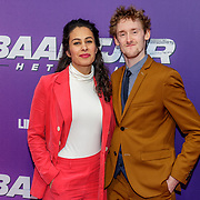 NLD/Amsterdam/20190415 - Filmpremiere première Baantjer het Begin, ... en Nick Golterman