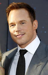 Chris Pratt at the Los Angeles premiere of 'Guardians Of The Galaxy Vol. 2' held at the Dolby Theatre in Hollywood, USA on April 19, 2017.