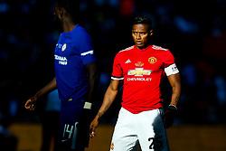 Luis Antonio Valencia of Manchester United looks on - Rogan/JMP - 19/05/2018 - FOOTBALL - Wembley Stadium - London, England - Chelsea v Manchester United - FA Cup Final.