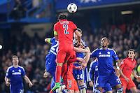 But Thiago SILVA - 11.03.2015 - Chelsea / Paris Saint Germain - 1/8Finale retour Champions League<br /> Photo : Johnny Fidelin / Icon Sport