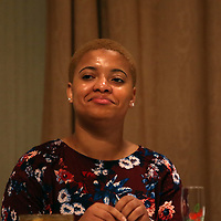 Crystal Coleman was a guest speaker Saturday at the Sister, S.O.A.R. empowerment luncheon at the Summit Center