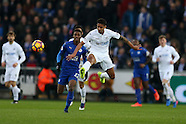120217 Swansea city v Leicester city