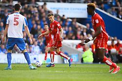Jamie Paterson of Bristol City in action - Mandatory by-line: Jason Brown/JMP - 29/04/2017 - FOOTBALL - Amex Stadium - Brighton, England - Brighton and Hove Albion v Bristol City - Sky Bet Championship