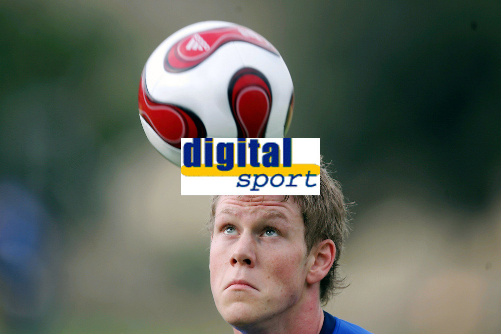 Fotball , 11. januar 2007  , Børre Steenslid , Viking