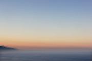Fog, Big Sur, California  2007