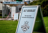 FODBOLD: Alt udsolgt til kampen i ALKA Superligaen mellem FC Helsingør og Brøndby IF den 22. oktober 2017 på Helsingør Stadion. Foto: Claus Birch