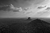 Sri Lanka Aerial B&W
