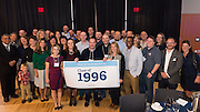 Alumni gather in the Hemmingson Center Ballroom during reunion. (Photo by Edward Bell)