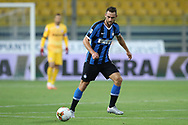 Inter's Dutch defender Stefan de Vrij during the Serie A match at Stadio Ennio Tardini, Parma. Picture date: 28th June 2020. Picture credit should read: Jonathan Moscrop/Sportimage