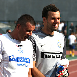 20120715: ITA, Football - Friendly match, FC Inter Milan vs FC Luka Koper