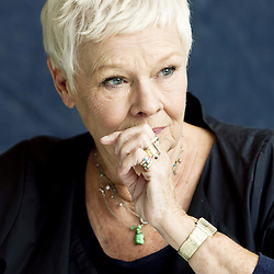 November 14, 2009 - Hollywood, California, U.S. - Actress Dame Judi Dench of the film ''Nine'' in New York City, NY on November 14, 2009  (Credit Image: © Armando Gallo/ZUMA Studio)
