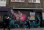 London, Shoreditch.