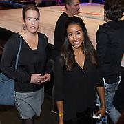 NLD/Amsterdam/20181031 - Boxingstars 2018, 1e aflevering, Airen Mylene
