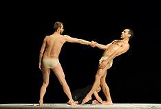 Rehearsal - Sasha Waltz & Guests 'Continu'  - 2012