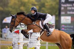 Van De Mheen Elize, NED, Ferdinand B<br /> Nederlands Kampioenschap Springen<br /> De Peelbergen - Kronenberg 2020<br /> © Hippo Foto - Dirk Caremans<br />  09/08/2020