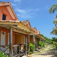 Villas de la Posada Tortuga Lodge en la Playa Miami en el Parque Nacional Laguna de Tacarigua. Edo. Miranda, Venezuela. Tacarigua, 21 de Mayo del 2012. Jimmy Villalta