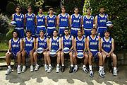 SONDRIO, ESTATE 2002<br /> AMICHEVOLE ITALIA - UCRAINA<br /> NELLA FOTO: TEAM<br /> FOTO CIAMILLO