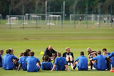 20090828 FCK Træning efter nederlag til Apoel Nicosia i Champions League kvalifikationskampen