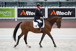 Lee Pearson, (GBR), Zion - Team Competition Grade Ib Para Dressage - Alltech FEI World Equestrian Games™ 2014 - Normandy, France.<br /> © Hippo Foto Team - Jon Stroud <br /> 25/06/14