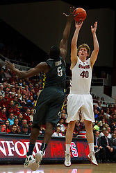 Feb 19, 2012; Stanford CA, USA;  during the first half at Maples Pavilion.  Mandatory Credit: Jason O. Watson-US PRESSWIRE