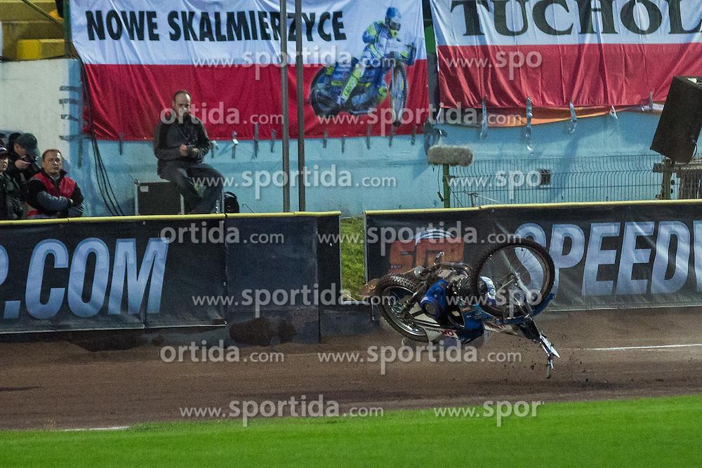 NICKI PEDERSEN of Denmark during FIM Speedway Grand Prix World Cup, Krsko, on 30. April, 2016, in Sports park Krsko, Slovenia. Photo by Grega Valancic / Sportida