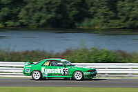 #55 Jonathan BAILEY Nissan Skyline during HSCC Dunlop Saloon Car Cup  as part of the HSCC Oulton Park Gold Cup  at Oulton Park, Little Budworth, Cheshire, United Kingdom. August 24 2019. World Copyright Peter Taylor/PSP. Copy of publication required for printed pictures.