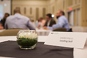 College of Business Center for Leadership Event April 23, 2016
