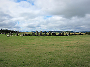 Beltany Stone Circle, Raphoe, Donegal, c.1400-800BC