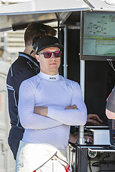 March 9, 2019 - St. Petersburg, Florida, U.S. - SPENCER PIGOT (21) of the United States prepares for a practice session for the Firestone Grand Prix of St. Petersburg at The Temporary Waterfront Street Course in St. Petersburg Florida. (Credit Image: © Walter G Arce Sr Asp Inc/ASP)