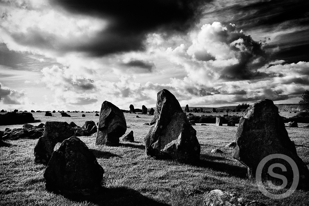Photographer: Chris Hill, Beaghmore Stone Circles, County Tyrone