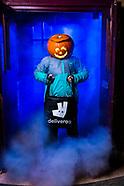 Deliveroo | Halloween