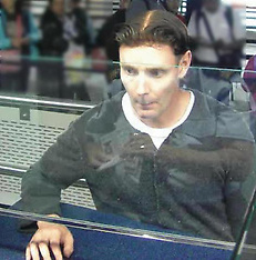 Auckland-CCTV Escaped prisoner Phillip Smith, Auckland Airport