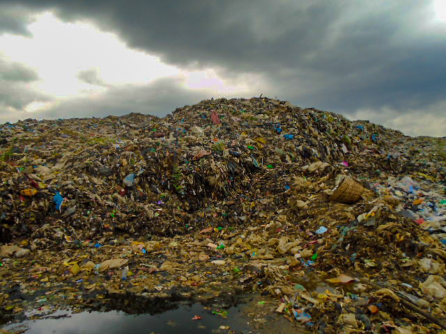 Waste Management Dump Site by Princess-Ella Nwiyee Port-Harcourt, 2017