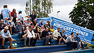 FODBOLD: NordicBet Corner før kampen i ALKA Superligaen mellem FC Helsingør og Randers FC den 26. august 2017 på Helsingør Stadion. Foto: Claus Birch