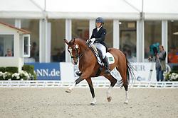 Lukasik Anna, (POL), Stella Pack Ganda <br /> Grand Prix CDI4*<br /> CDIO Hagen 2015<br /> © Hippo Foto - Stefan Lafrentz<br /> 10/07/15