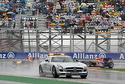 Motorsports / Formula 1: World Championship 2010, GP of Korea, Bernd Maylaender (Safety Car driver),